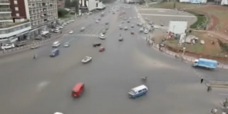 Crazy Streets of Ethiopia