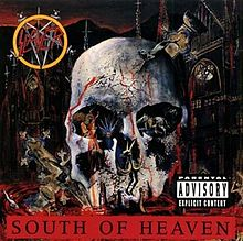 Happy 29th, South of Heaven