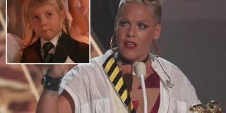 P!nk. Great Speech