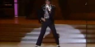 Michael's First Moonwalk