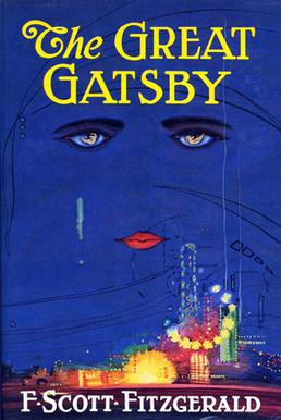 #wbw The Great Gatsby