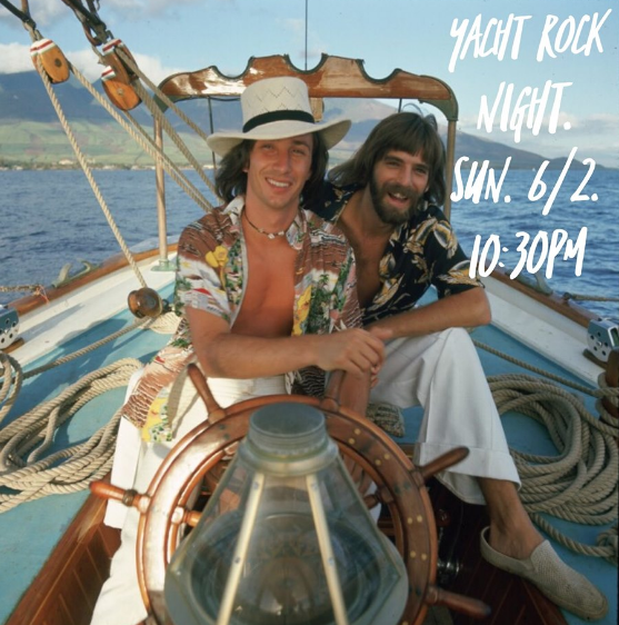 Yacht Rock Night in Richmond