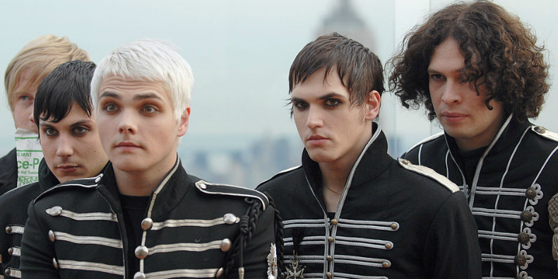 My Chemical Reunion