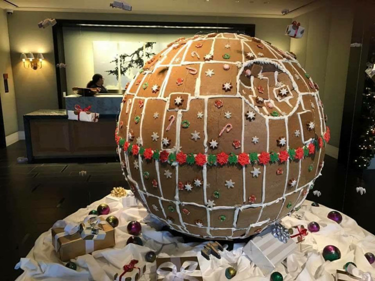 May The Gingerbread be With You