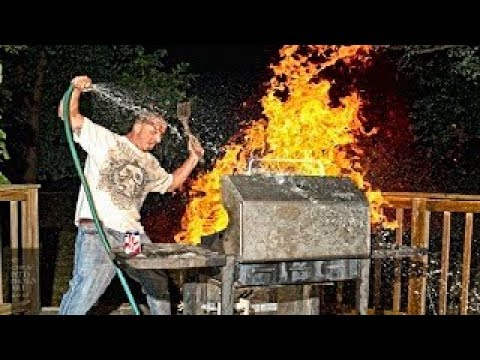 Be Careful While You Grill